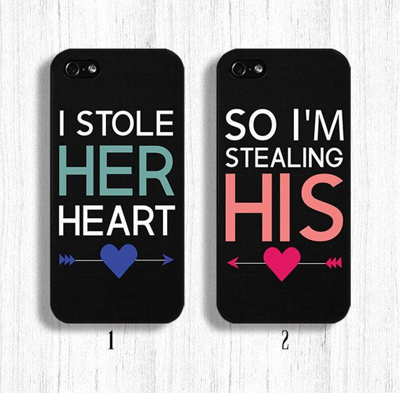 Taylor will never get this with me but I still really like it :) Couple case Couple phone case Matching phone case Lover case Lover phone case for iphone4/4s iphone5/5s Galaxy s3 Galaxy s4 (Set of 2)