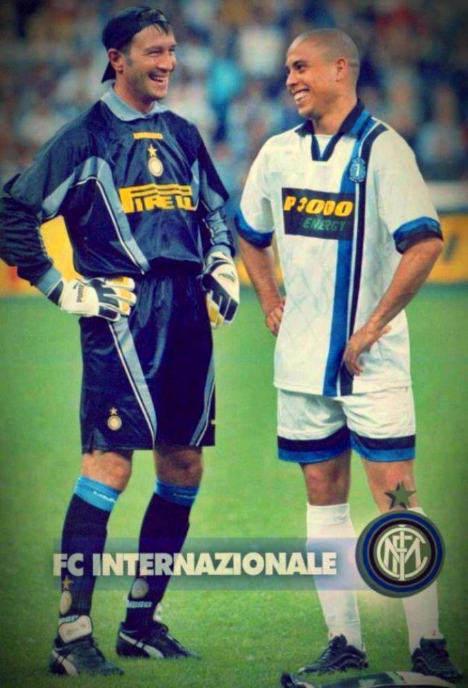 Zenga & Ronaldo