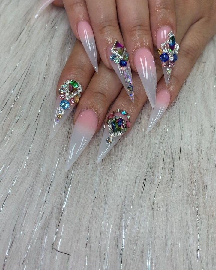 Lovely Mimi Nails : lovely, nails, Lovely, Nails, Beauty, Nails,, Touch