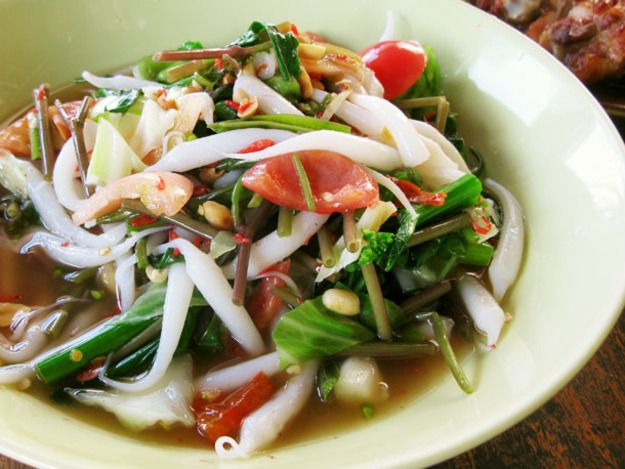 Thailand Travels: A Noodle Dish from Chiang Khan You Need to Know About