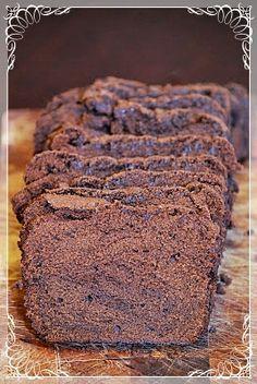 Çikolatalı Pound Kek