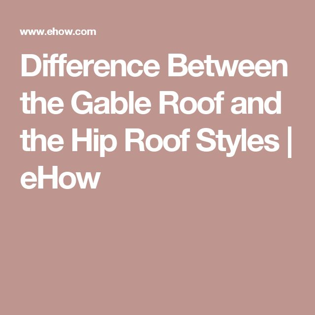17 Best Ideas About Hip Roof On Pinterest Covered Patios