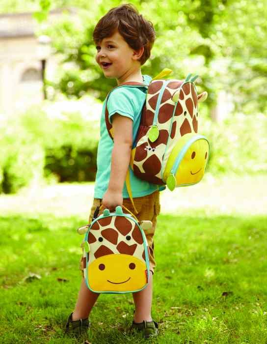 Skip Hop Zoo Sırt Çantası - Zürafa