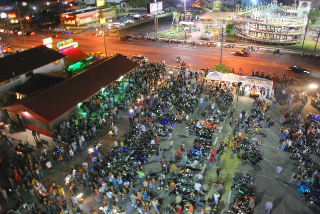 Panama City Bike Week