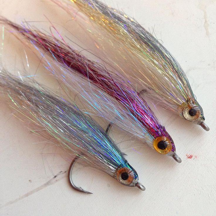 Stripper fly fishing flies