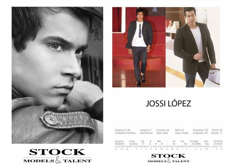Jossi López - Modelo Stock Models