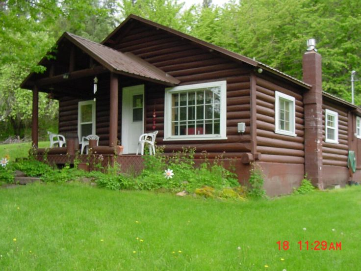 Log Cabins In Idaho For Sale