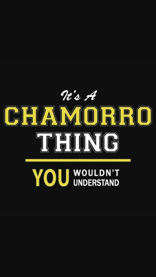 Chamorro Thing