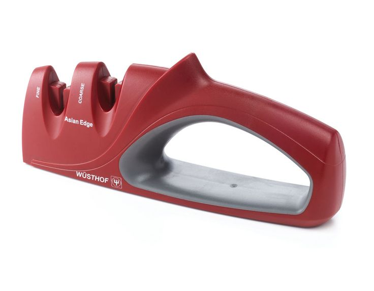 Shop for Wusthof Manual Hand-Held Sharpeners at cutleryandmore.com. We are your source for Wusthof including this Wusthof Hand-Held Asian Knife Sharpener. We carry only high quality cookware kitchen knives small appliances kitchen tools and coffee makers.