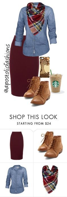 """Apostolic Fashions #1192"" by apostolicfashions ❤ liked on Polyvore featuring Roland Mouret, Fat Face and Casetify"