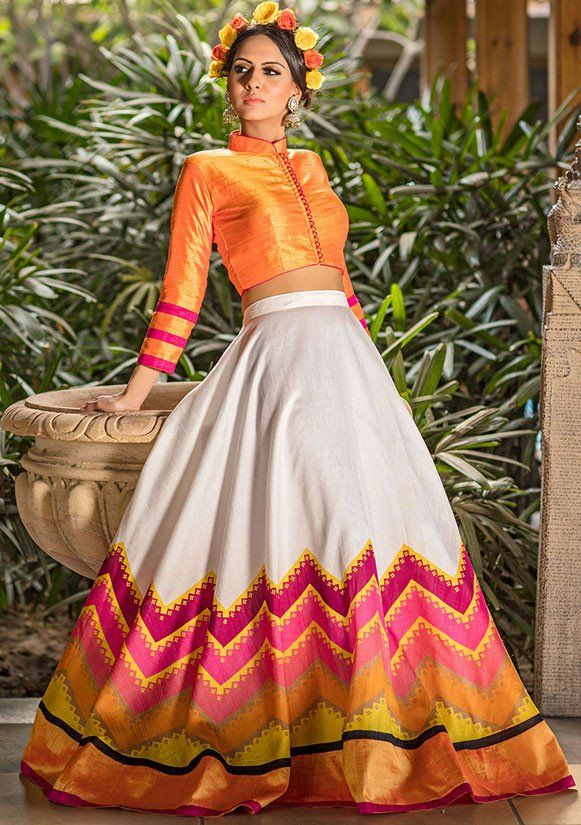 Trendy Partywear Lehenga Choli