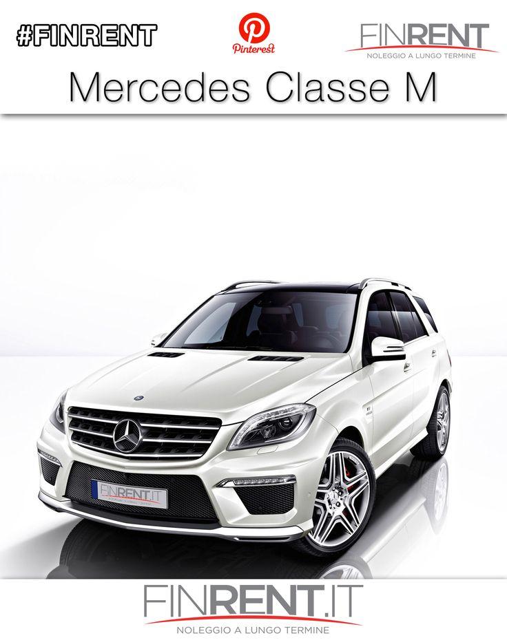 Mercedes Classe M | Finrent.it http://www.finrent.it/mercedes-classe-193824/ #MercedesML, il SUV di lusso di Mercedes, è stata completamente rinnovata a partire dallo stile che punta deciso su forme più pulite ed eleganti. #Finrent