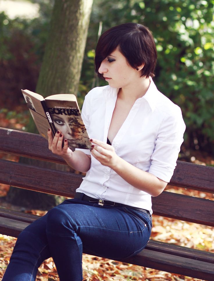 Jesień się zbliża. Czas nadrobić książkowe zaległości.   Fot. Agata Wojtała.