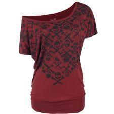 Crossbones Skully Shirt
