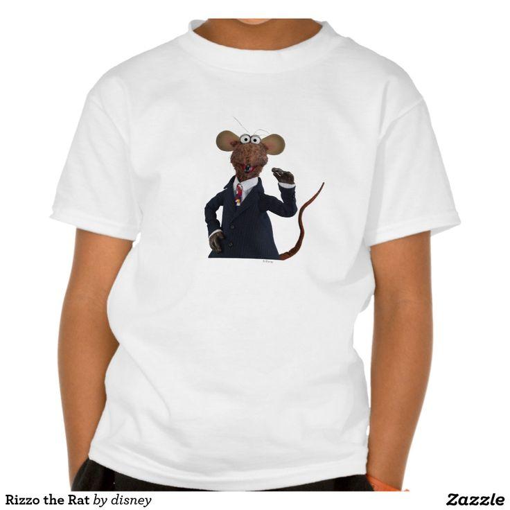 The muppets - Rizzo la rata camisas. Producto disponible en tienda Zazzle. Vestuario, moda. Product available in Zazzle store. Fashion wardrobe. Regalos, Gifts. Link to product: http://www.zazzle.com/rizzo_la_rata_camisas-235432066430659865?lang=es&CMPN=shareicon&social=true&rf=238167879144476949 #camiseta #tshirt