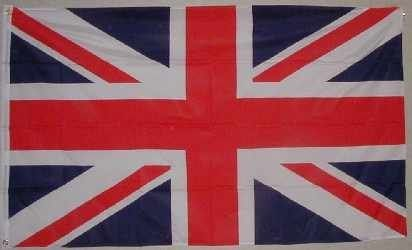 2x3 UNITED KINGDOM flag - UK - England - 2 ft by 3 foot -...