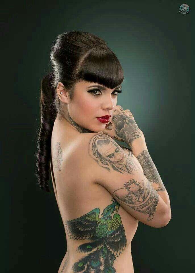 Valerie Gillies  Henn  Tattoos  Pinterest-7998