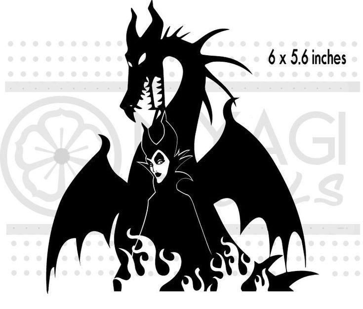 Maleficent Dragon Sleeping Beauty Disney Vinyl