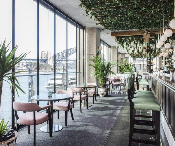 Waterfront Cocktail Bar Circular Quay | Hacienda Sydney