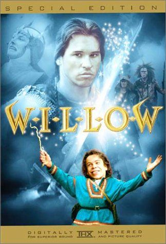 Willow--- I need to watch this again.  Great: Film, Val D'Orcia, Classic Movie, Willow 1988, Childhood Memories, Val Kilmer, Special Editing, Fantasy Movie, Favorite Movie
