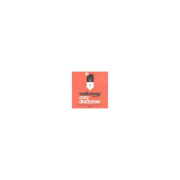 Walkaway (Unabridged) (CD/Spoken Word) (Cory Doctorow)