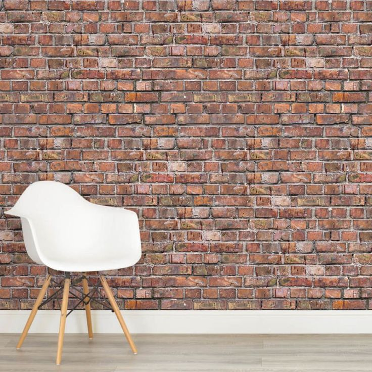 With exquisite attention to detail, exclusive designs and superb quality, our authentic red brick wallpaper offers a unique spin on interior decor.