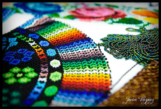 Saraguro necklace