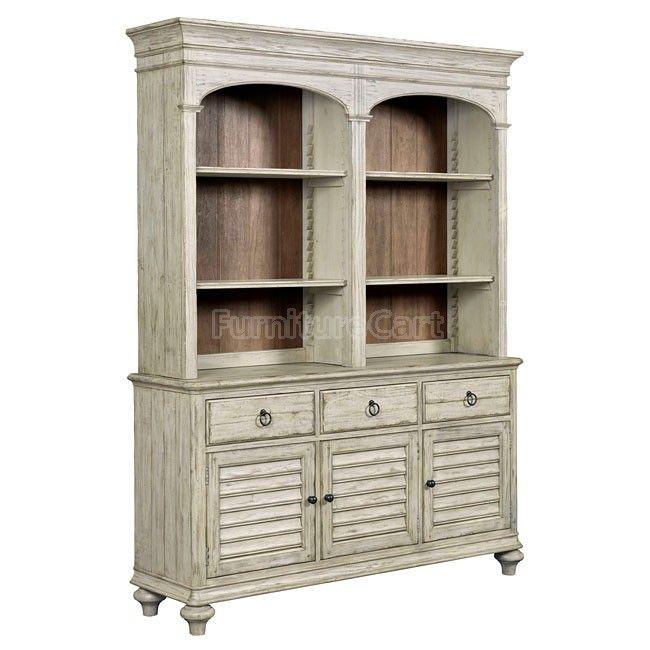 Weatherford Hastings China (Cornsilk) Kincaid Furniture | Furniture Cart