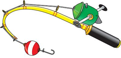 12 best clip art images on pinterest clip art illustrations and rh pinterest com clip art fishing pole