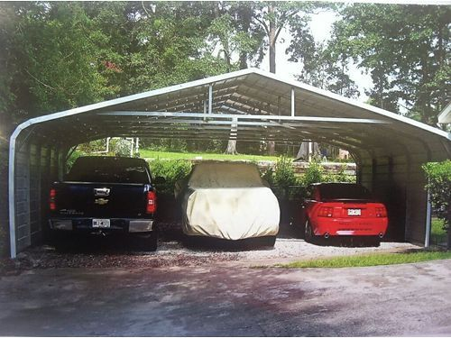 17 best images about carport on pinterest carport ideas 3 car metal garage kits