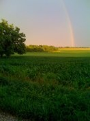 Rainbows in the country, so nice.: Spaces, Favorite Places, Rainbows, Nice, Country