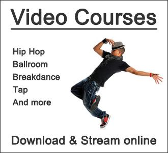 Learn to dance popular styles like Ballroom, Salsa, Hip Hop, Ballet, Belly dance, Latin dancing videos. Learn how to dance videos online.