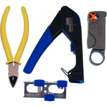 Compression Tool Kit $88.00 ex GST @4Cabling