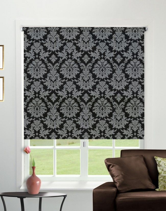 Window is Skew - Roman Blind