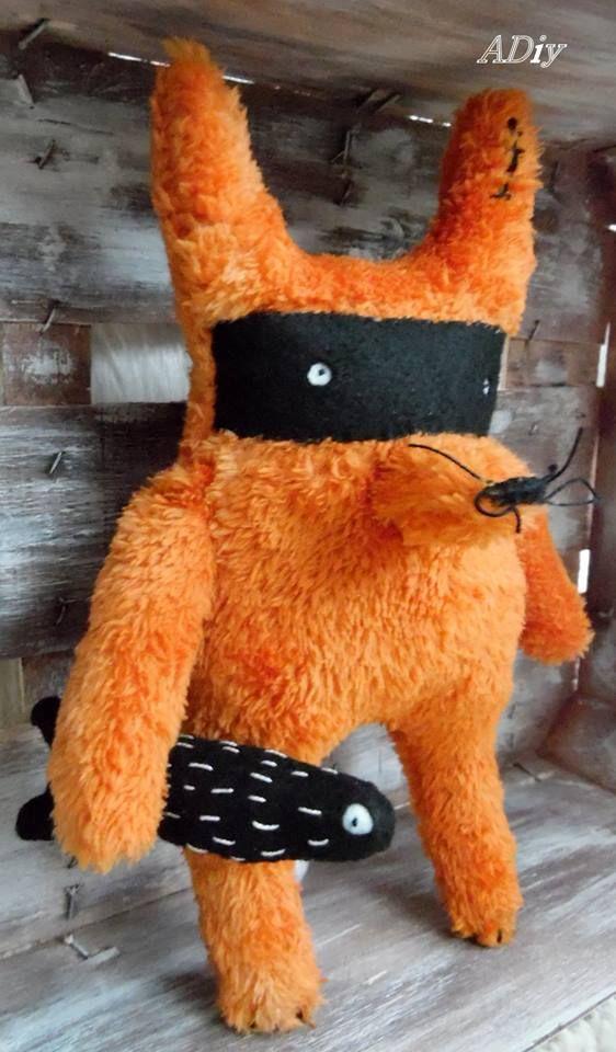 Róka varrás, gyerekjáték, plüss....Fox sewing, child's play