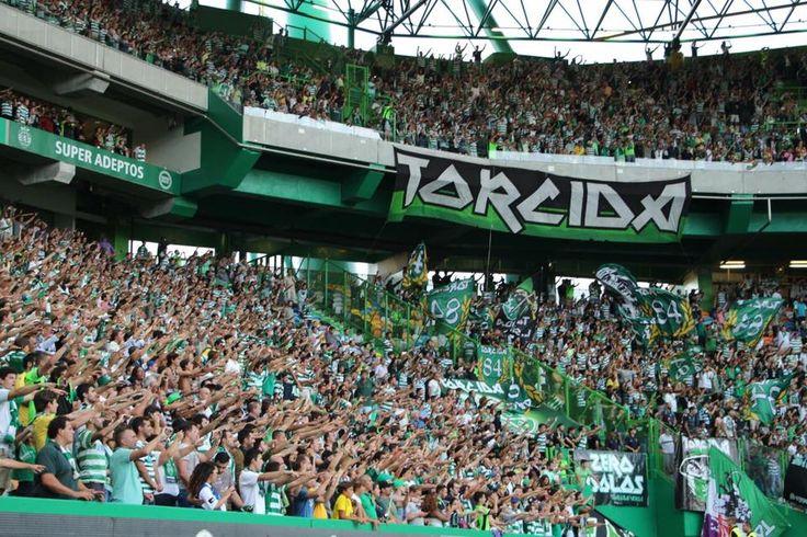 Sporting Bancada Central 27-08-2016