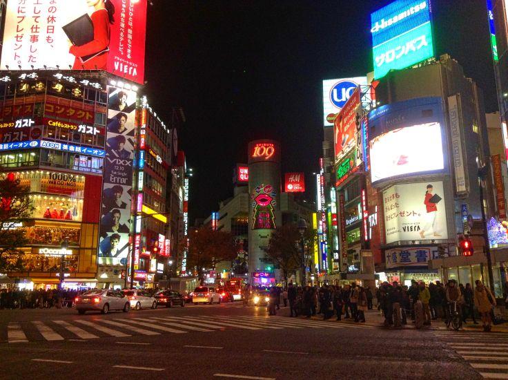 Tokyo, la nuit / Tokyo at night | Japan