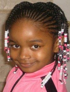 Amazing 1000 Ideas About Black Kids Hairstyles On Pinterest African Short Hairstyles Gunalazisus