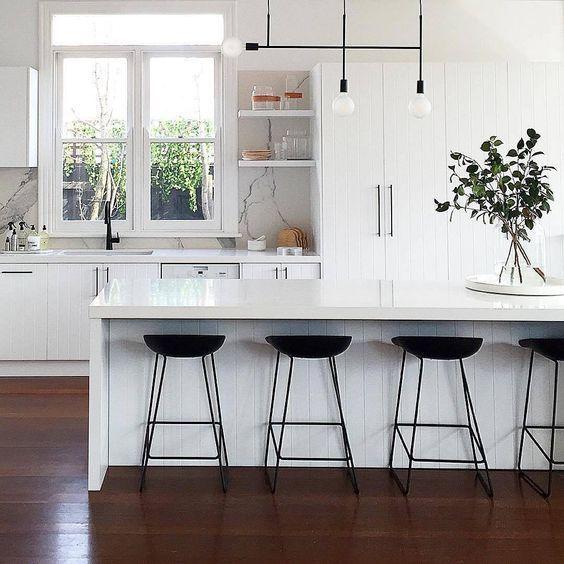 Design Trends For 2018 Pt 1 Kitchen Hardware Black Kitchens And