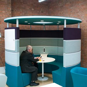 Hive Meeting Pod | Posture People