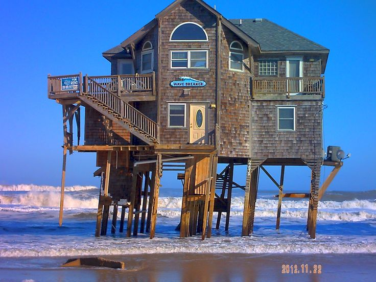 Taken by me on my thanksgiving week at cape hatteras this for Hatteras homes
