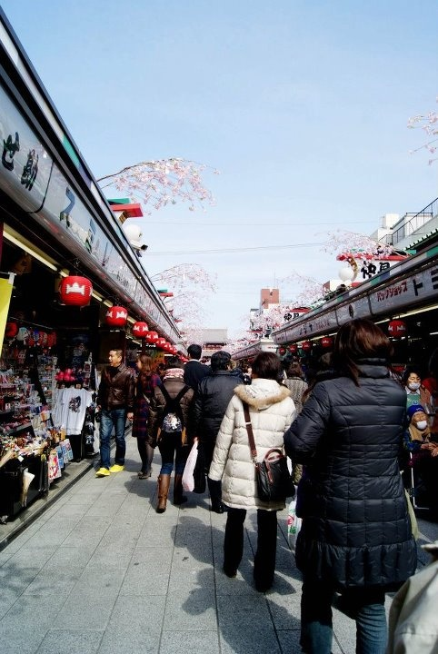 Asakusa Temple Store - Japan