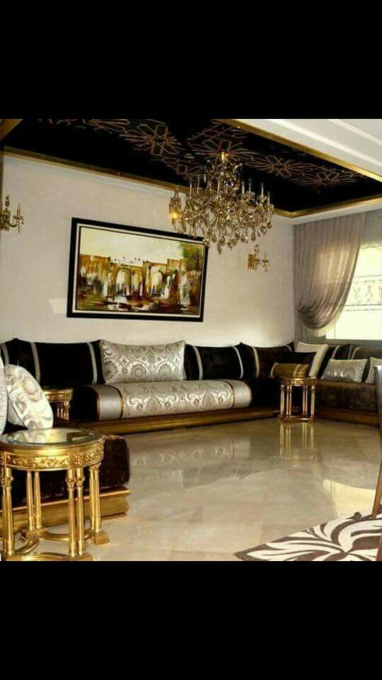 17 mejores ideas sobre salones marroqu es en pinterest - Salones arabes modernos ...