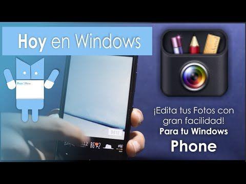 awesome App para Editar Fotos en Windows Phone ''Photo Editor Pro'' Check more at http://gadgetsnetworks.com/app-para-editar-fotos-en-windows-phone-photo-editor-pro/