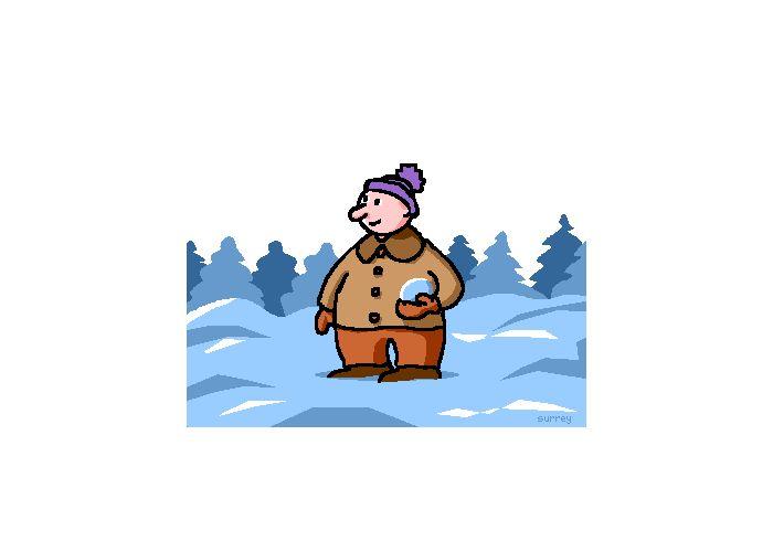 Detlef Surrey - Snow man - http://surrey.de/galerien/bilder-galerie/kategorie/e-card-cartoons