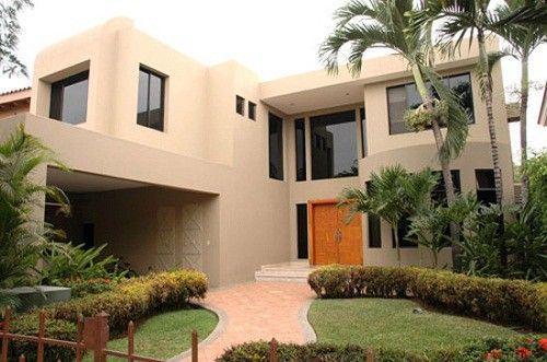 fachadas de casas lujosas la verdadera comodidad 4 - Casas Lujosas