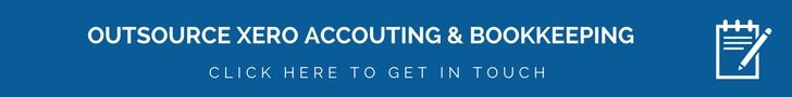 Outsource Xero Accounting & Bookkeeping Services