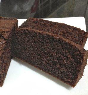 Baking Diary: Chocolate Orange Loaf Cake ~ A Nigella Lawson Recipe