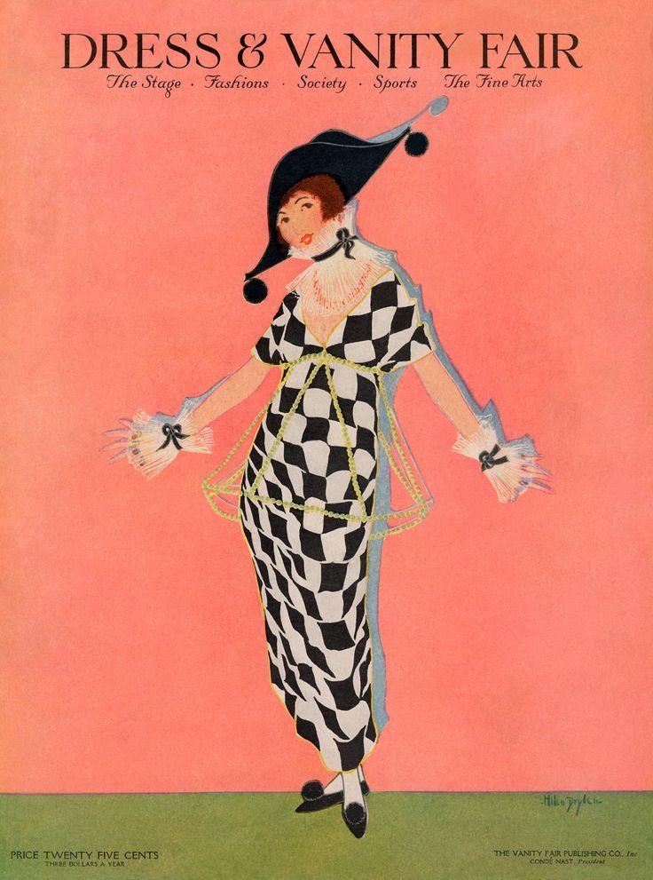 """¿Sabías que Vanity Fair nació en 1913 bajo el título """"Dress and Vanity Fair""""? #VanityFairMx"""