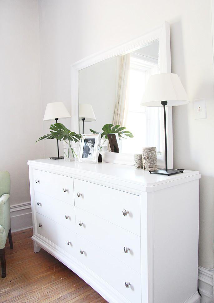 #HelpingMyLittleBrotherDecorate - Bedroom Reveal | Dresser